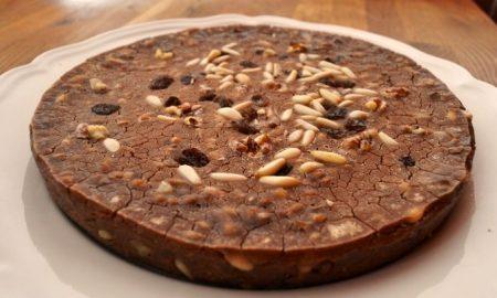 Castagnaccio - immagine di torta Castagnaccio