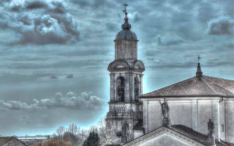 Lendinara, San Biagio dal Teatro Ballarin, ph Facebook Silvia Lucchiari Borin