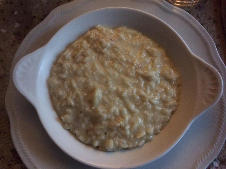 Risotto Con Baccala Ph Patrizia Patty Vizzotto