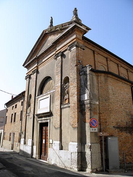 Facciata Chiesa Di San Giuseppe Foto Da Wikimedia Di Roberto Ciciliato