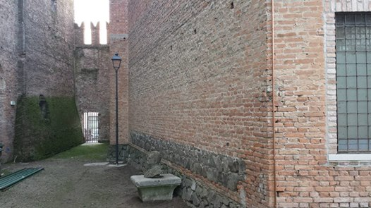 Giardino Palazzo Pretorio Ph Assessore Francesca Zeggio