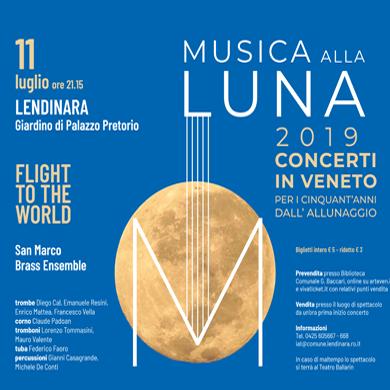 Musica Alla Luna Lendinara 2019