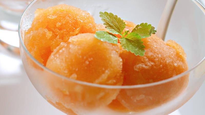 Sorbetto Melone Ph Sito Ricette Bimby
