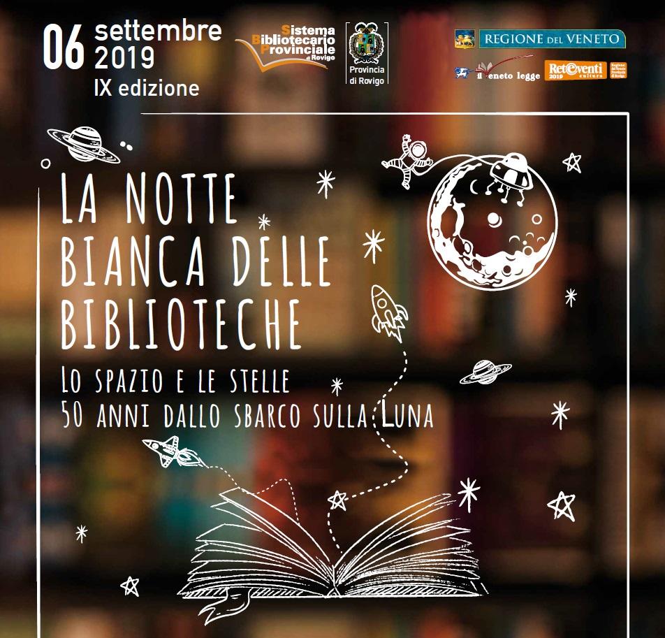 Notte Bianca Biblioteche Ph Sito Radiorovigo