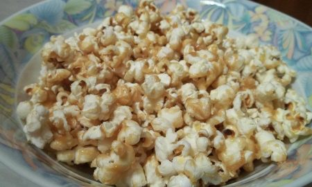 Pop Corn Caramellato Ph Serena Piva