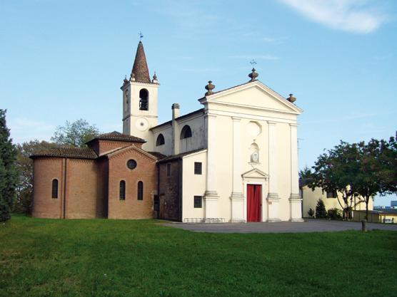 Chiesa San Bartolomeo Gognano Ph Sito Regione Veneto
