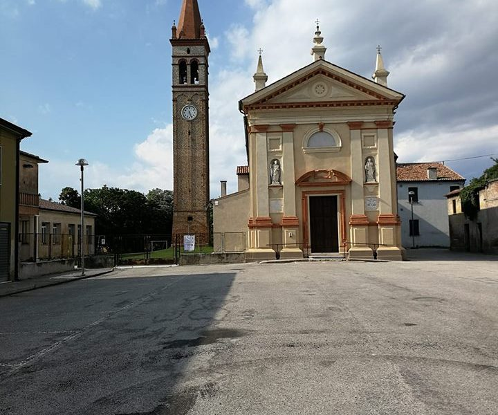 Chiesa Di Sariano Ph Facebook Mafalda Severina Rosolin