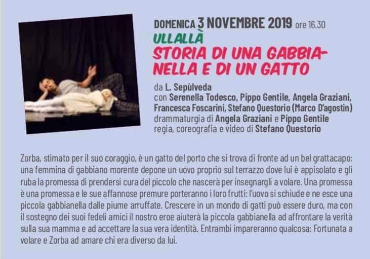 Teatroragazzi 3 Novembre