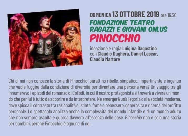 Teatroragazzi 13 Ottobre