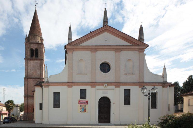 Basilica Di San Bellino Ph Sito Diocesi Di Adria Rovigo