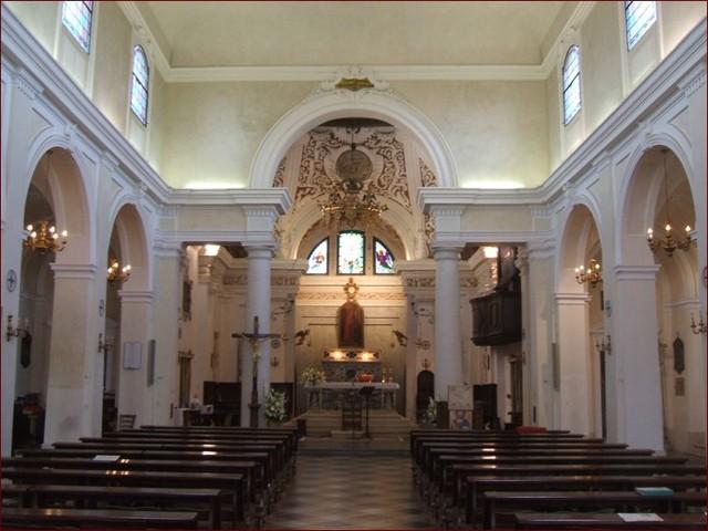 Interno Basilica San Bellino Ph Sito Comune Di San Bellino