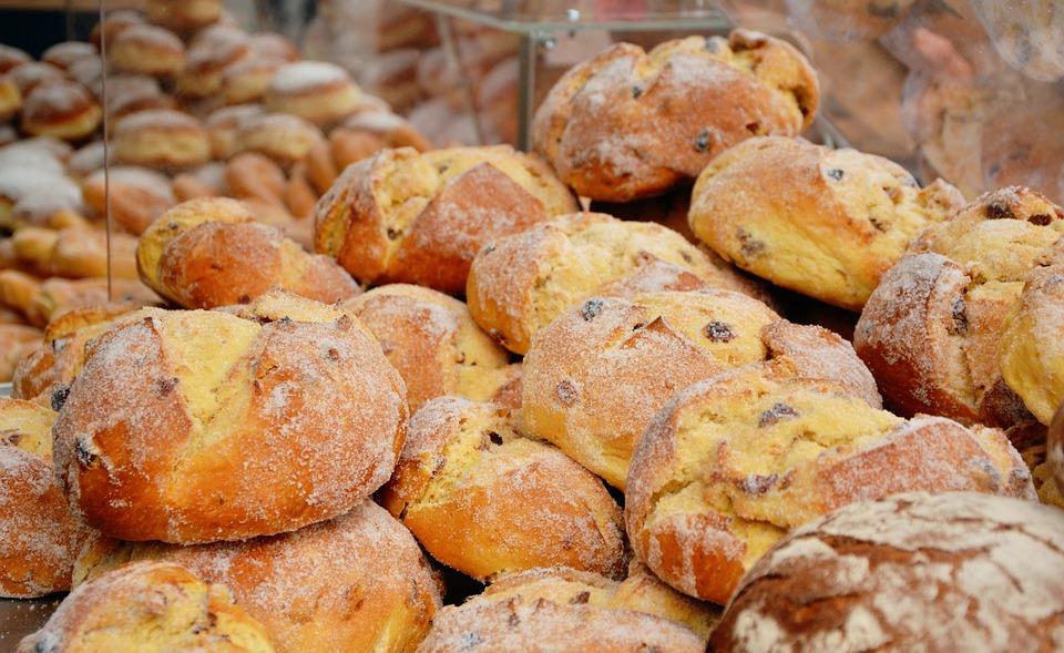 Raisin Bread 1805247 960 720