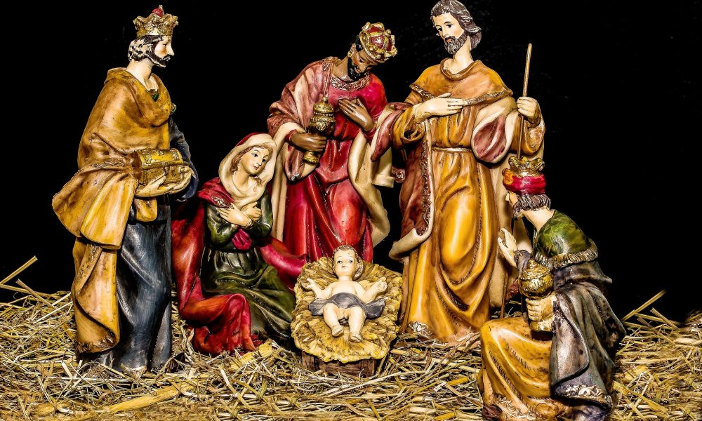 Christmas Crib Figures 1905869 1920