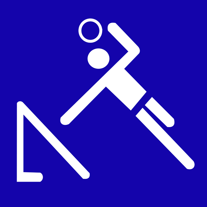 Tchoukball Pittogramma