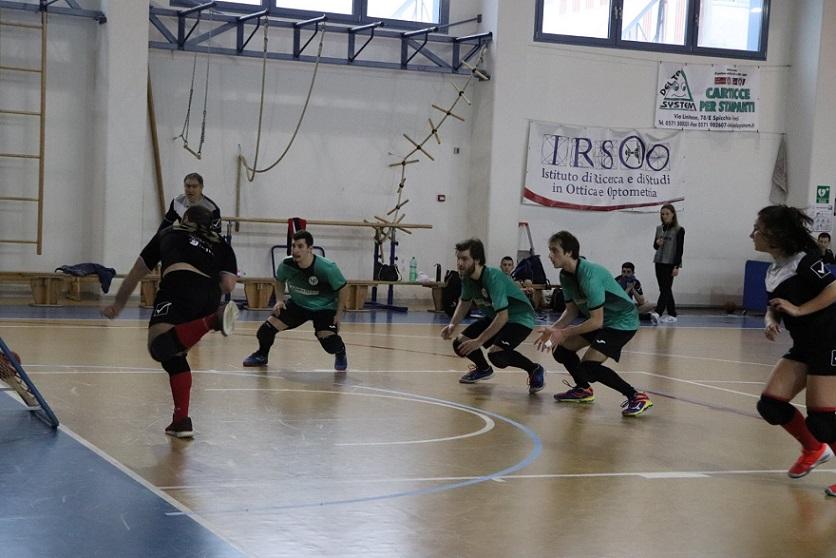 a Lendinara i pionieri del tchoukball in Polesine