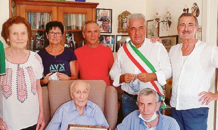 100 Anni Alfredo Oronti