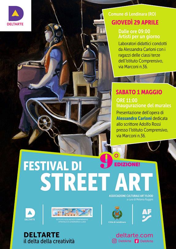 Festival Street Art Locandina