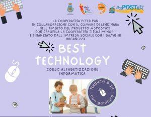 Volantino Best Technology Copertina