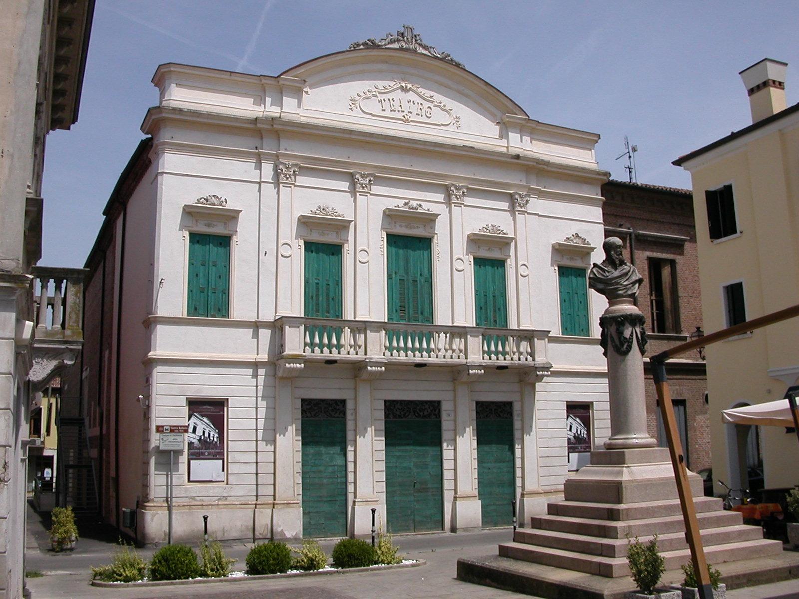 Teatro Ballarin Lendinara Rovigo
