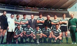 Sporting Lisbona Coppa delle Coppe