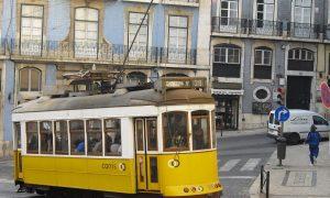 Tram di Lisbona - Eléctrico 28