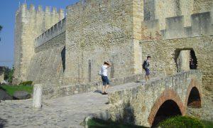 Lisbona - Castello di San Giorgio