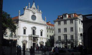 Lisbona - Chiesa di São Domingos