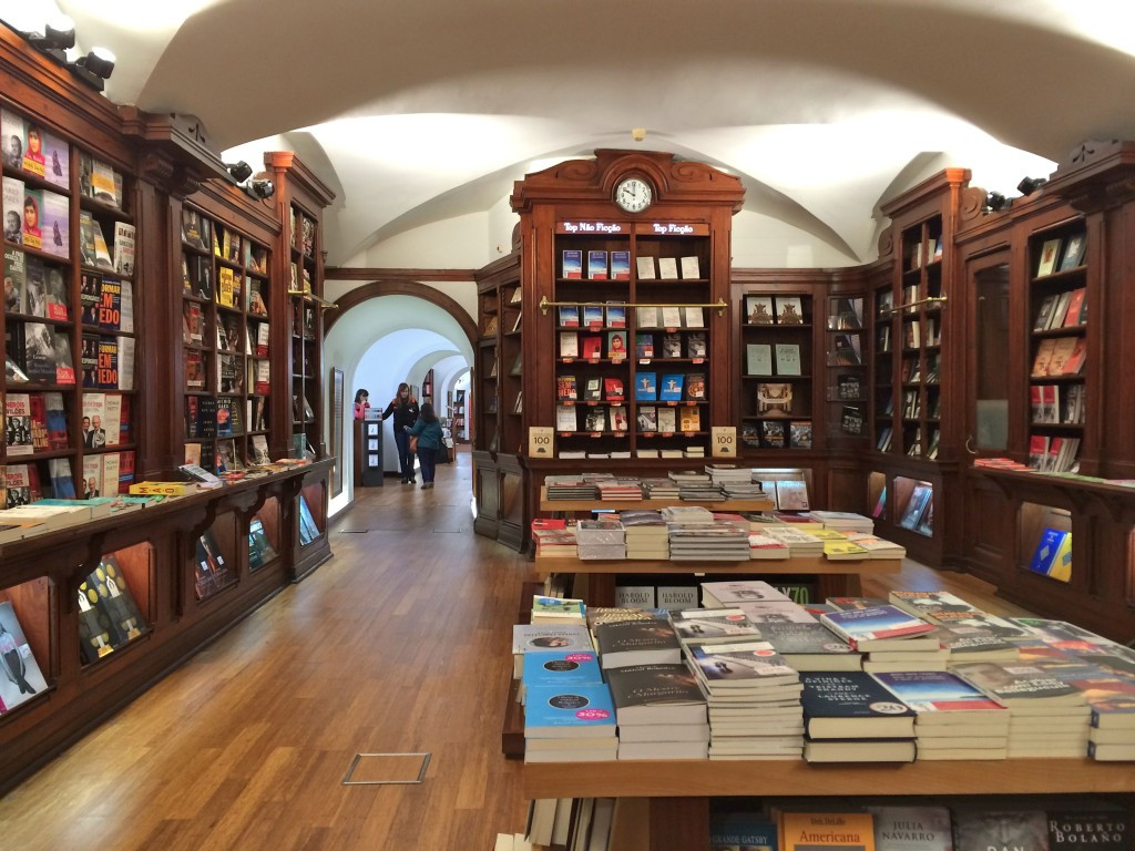 Livraria Bertrand - Sala