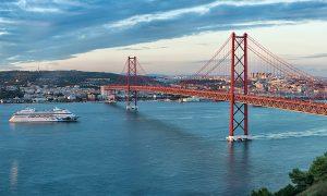 Lisbona - Ponte 25 de Abril