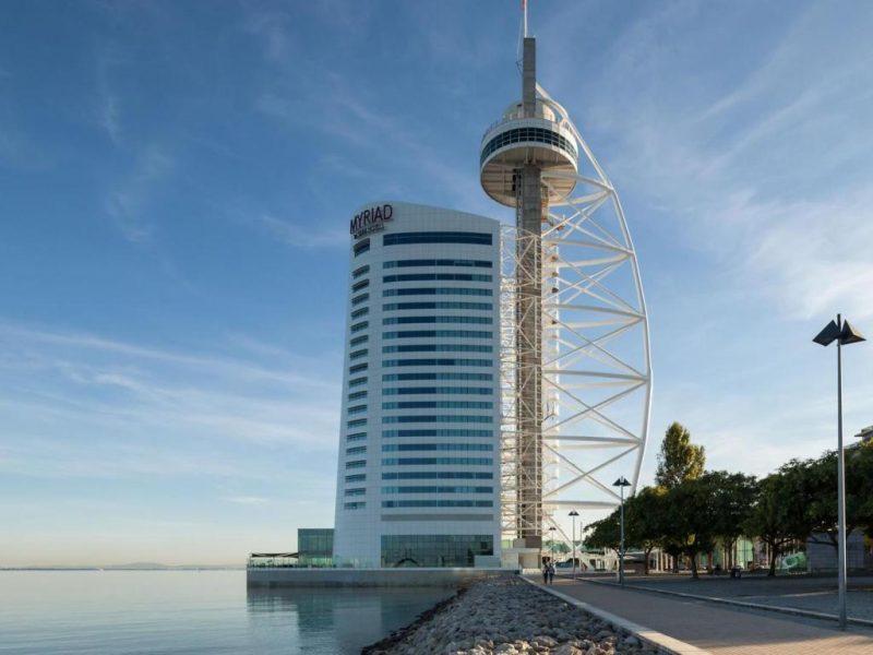Hotel Myriad Torre vasco da Gama