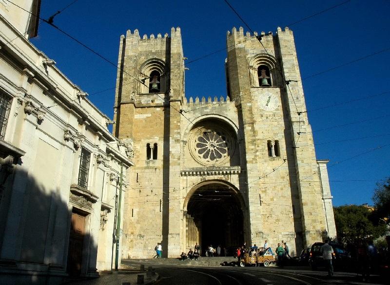 Alfama - Sé de Lisboa