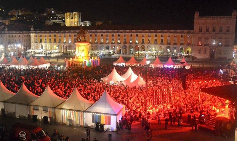 Lisbona Meta Gay - Gay Pride