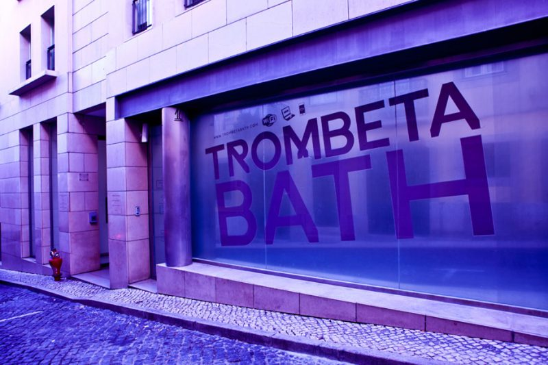 Lisbona Meta Gay - la sauna gay Trombeta