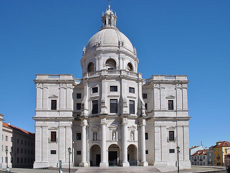 Primati Di Lisbona - la Chiesa di Santa Engrácia