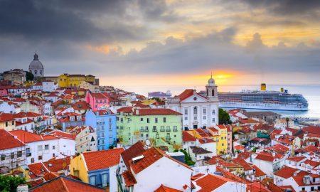 Lisbona, Alfama - vista