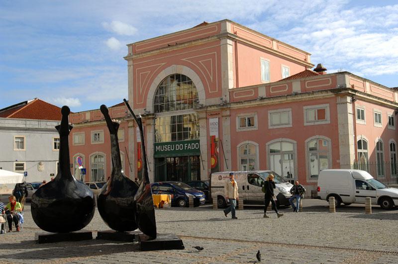 Alfama - Museo do Fado