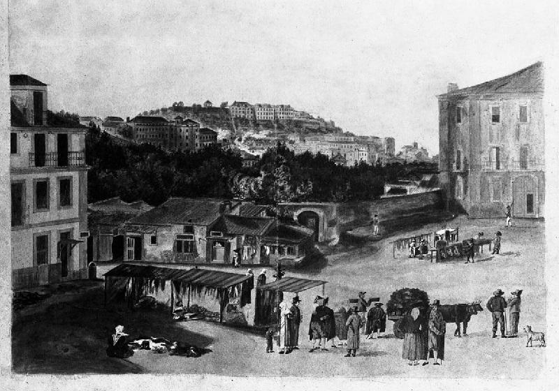 Feira Da Ladra - 1885