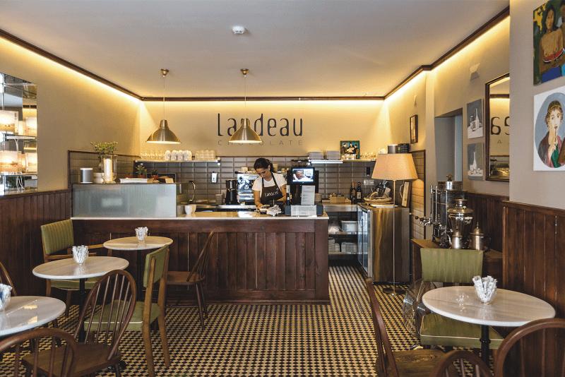 Landeau Chocolate - Rua de São Bento