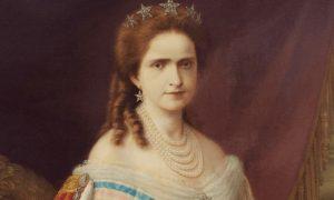 Ritratto Di Maria Pia Di Savoia