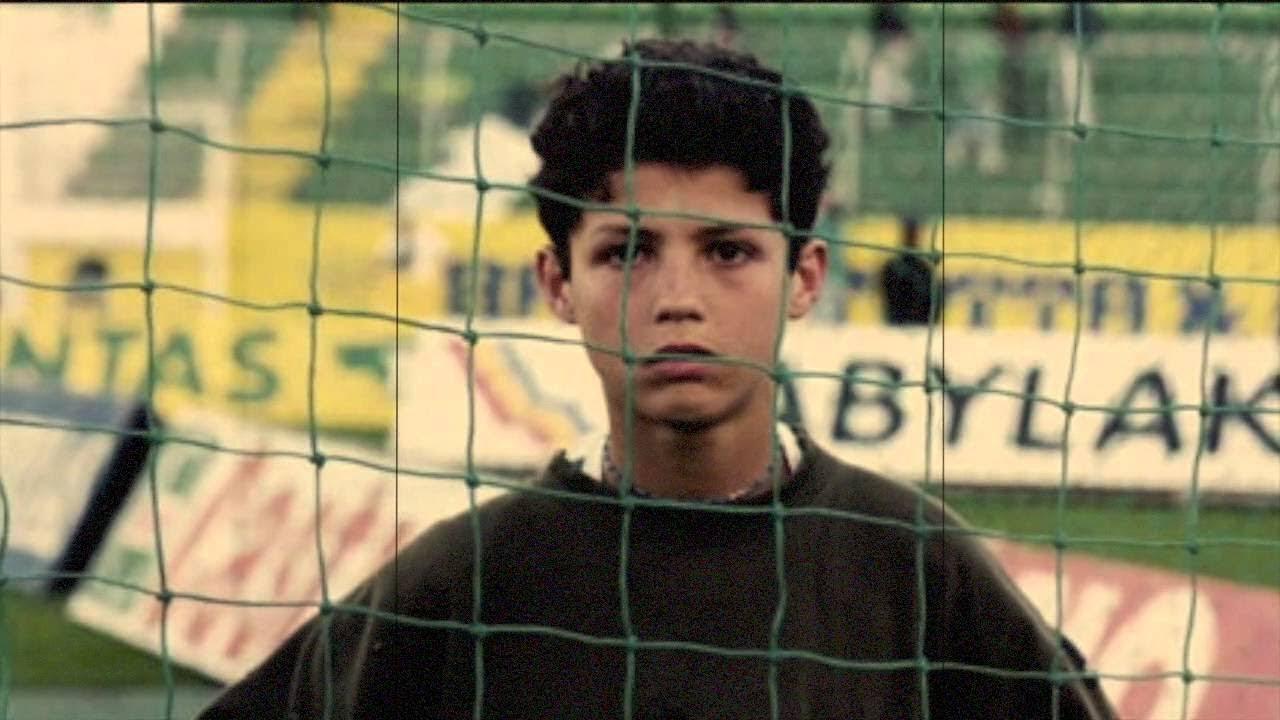 Curiosità su Cristiano Ronaldo - il calciatore adolescente