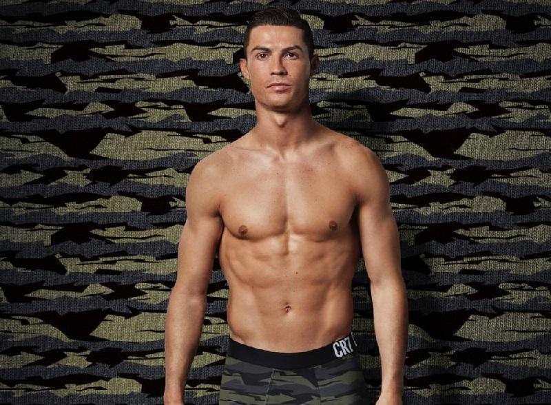 Cristiano Ronaldo - Fisico