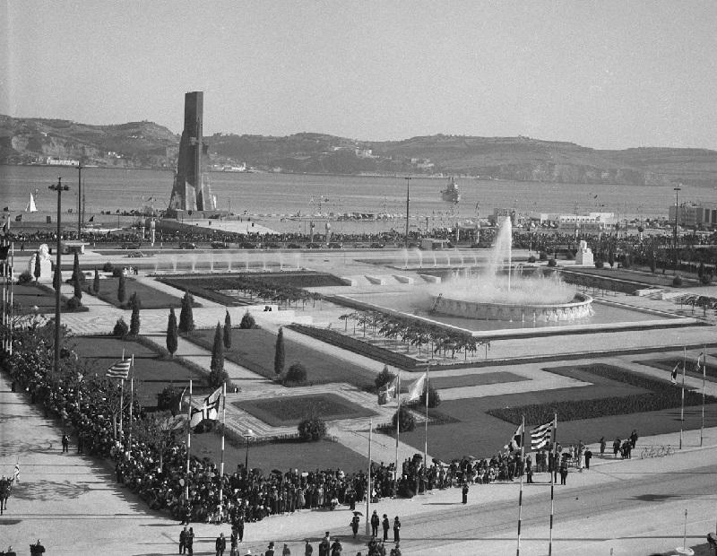 Monumento alle Scoperte - 1940