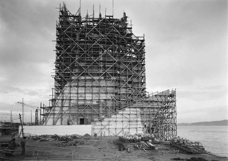 Monumento alle Scoperte - Ricostruzione