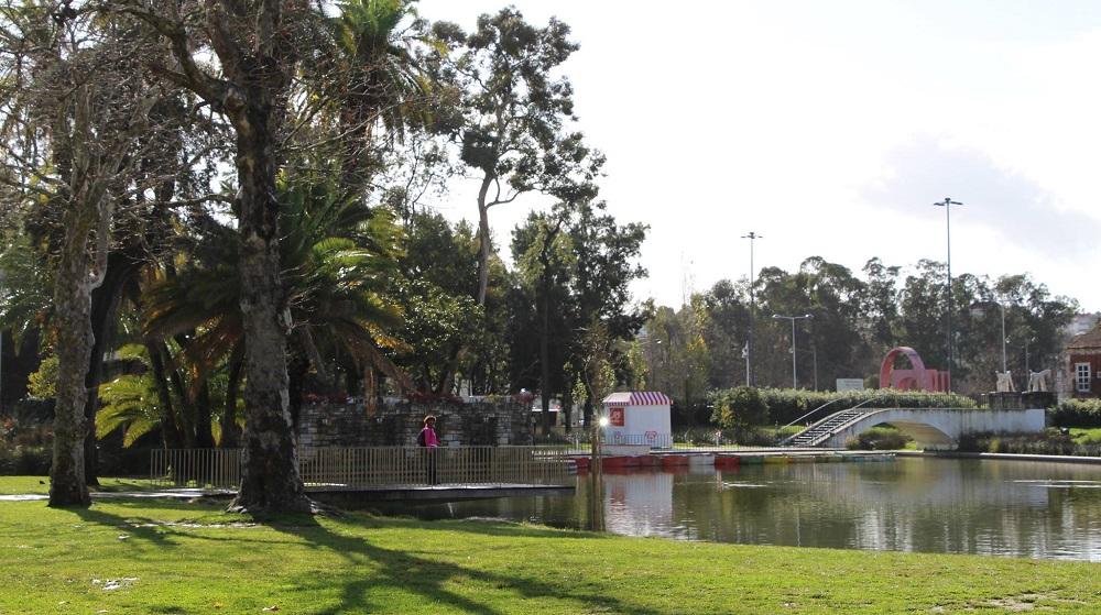 Parco Alvalade - vista
