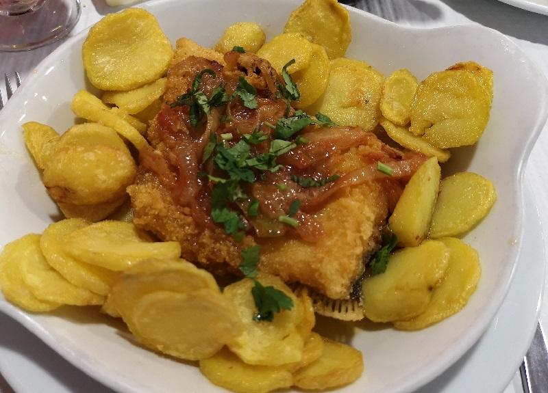 Gastronomia portoghese - Bacalhau à minhota