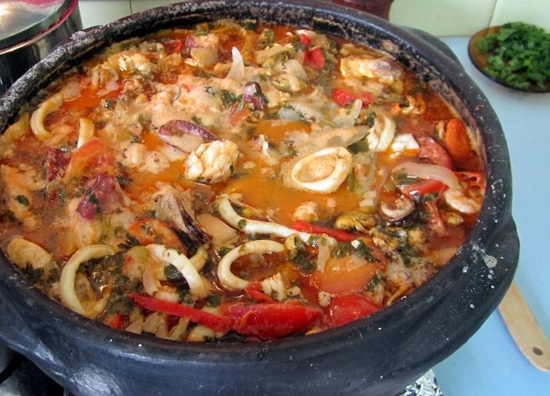 Gastronomia portoghese - Caldeirada de peixe