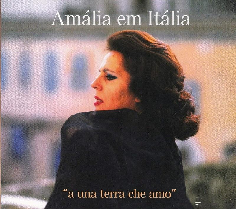 Amália Rodrigues - Amália em Itália