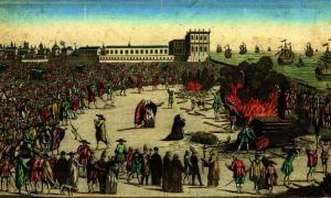Inquisizione - Autodafé