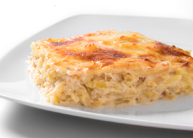 Gastronomia portoghese - Bacalhau com Natas