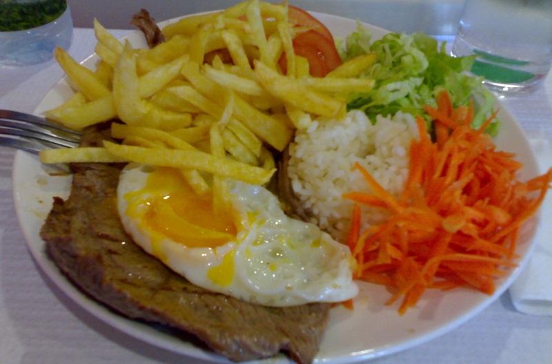 Gastronomia portoghese - Bitoque